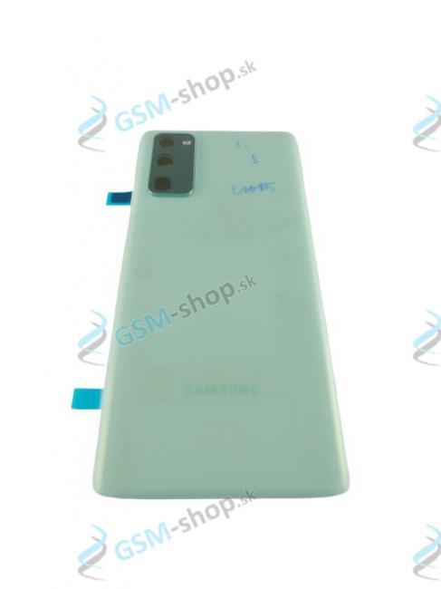 Kryt Samsung Galaxy S20 FE (G780) batérie zelený Originál