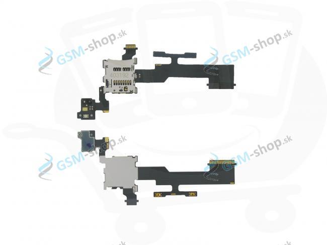 Flex HTC One M8 s čítačkou Micro SD Originál