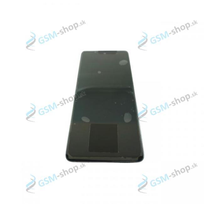 LCD Samsung Galaxy S20 FE (G780F) a dotyk modrý s krytom Originál