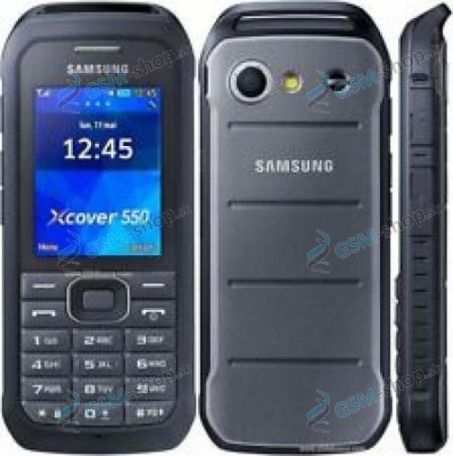 Maketa Samsung B550 Dark Silver