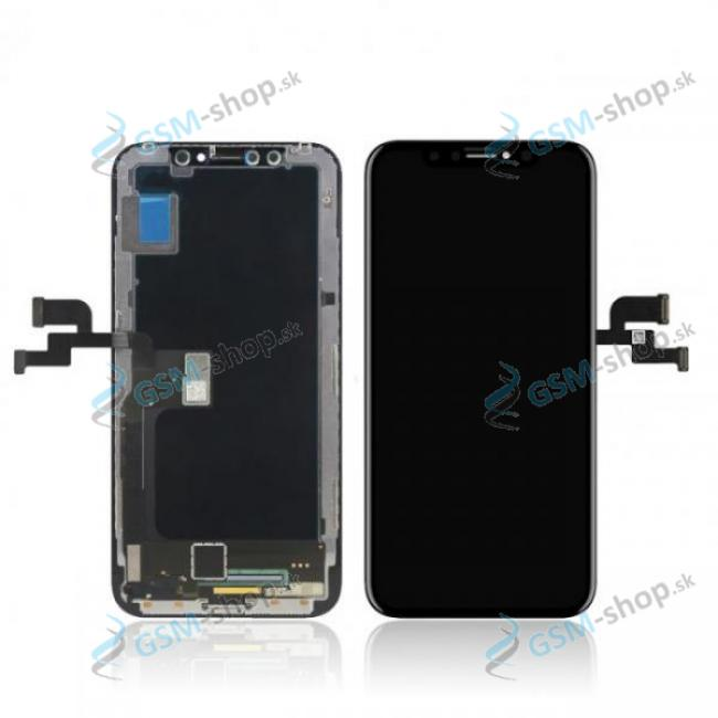 LCD iPhone X a dotyk čierny Originál