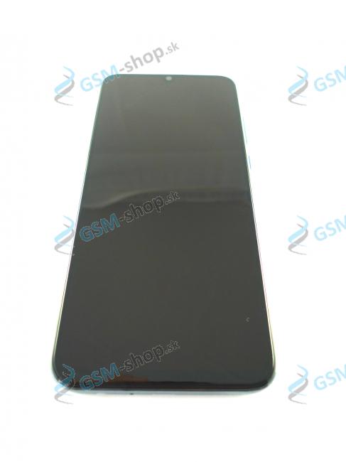 LCD displej Huawei Honor 20 Lite a dotyk s krytom čiernym Originál
