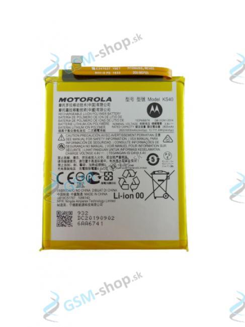 Batéria Lenovo Moto E6 Play KS40 Originál