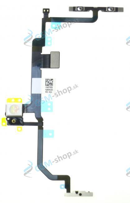 Flex Apple iPhone 8 Plus pre zapinanie a hlasitosť Originál