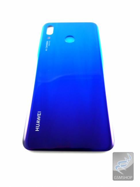 Kryt Huawei P30 Lite batérie zadný modrý OEM