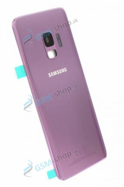 Kryt Samsung Galaxy S9 G960F batérie fialový Originál