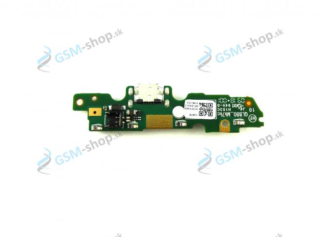 Flex Lenovo Moto G5 pre nabíjanie Originál