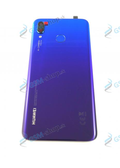 Kryt Huawei Nova 3 zadný fialový Originál