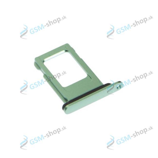 SIM držiak iPhone 11 zelený Originál